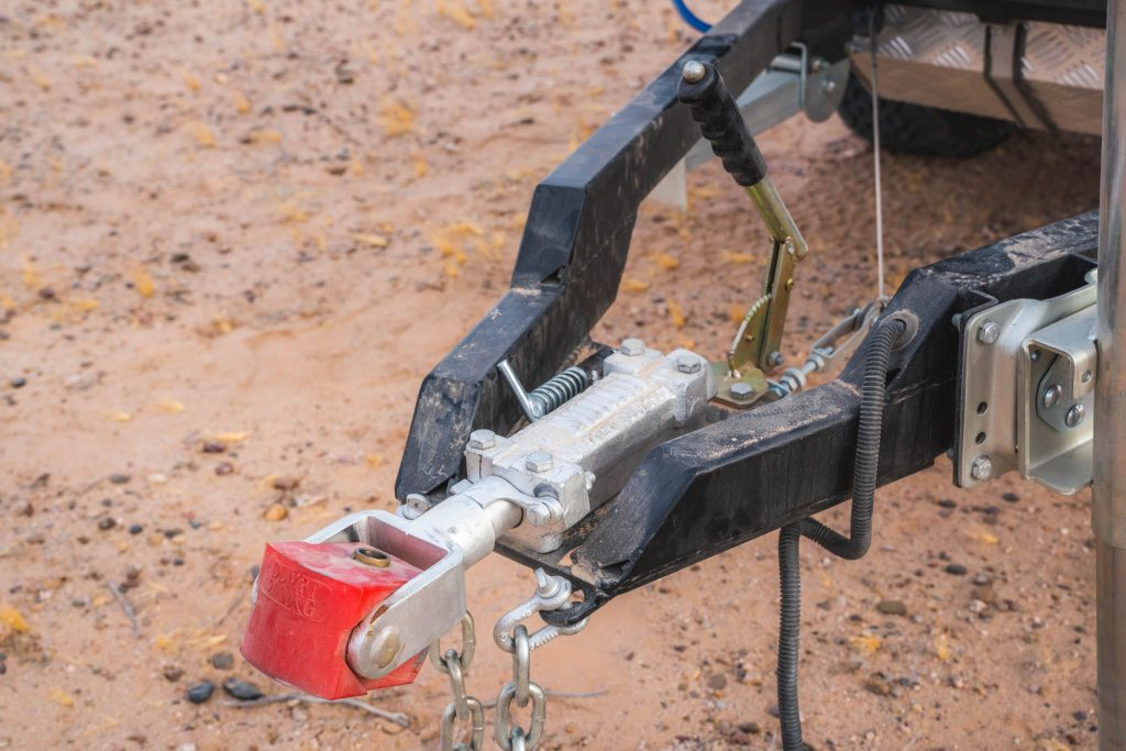 Tribe Trailer Basecamp Front Hitch System