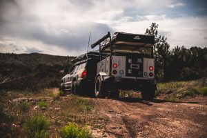 Tribe Overland Trailers