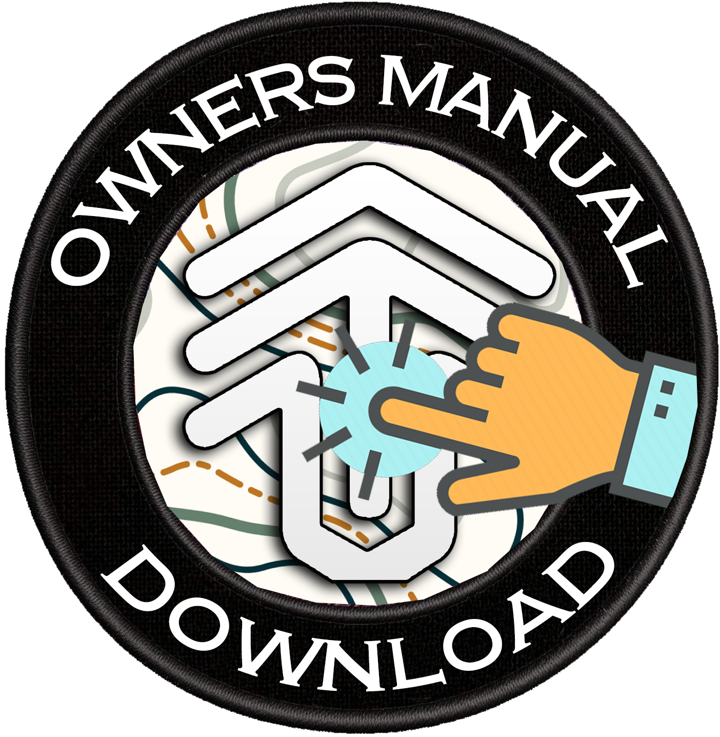 Owner's manual icon
